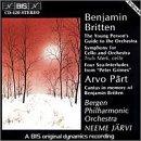 UPC 750582023729, Britten · Part / Mørk · Bergen PO · Järvi