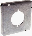 Raco 878 4-11/16'' Square Exposed Work Cover by Raco (Image #1)