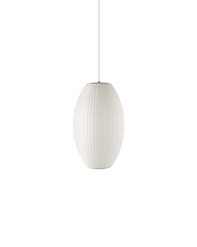 Herman Miller H762 Nelson Cigar Pendant Bubble Lamp, Medium, ()
