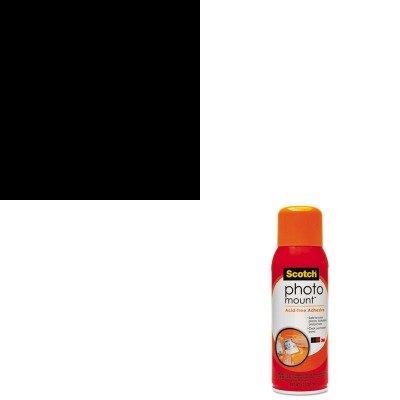 Amazoncom Kitmmm1428mmm6094 Value Kit Scotch Photo Mount Spray