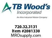 TBWOODS 720.32.3131 MULTI-BEAM 32 3//8-3//8 Pack of 2