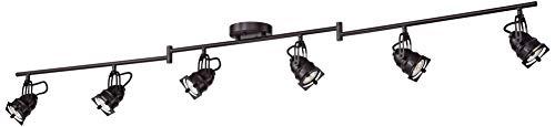 Hamilton 6-Light Bronze Swing Arm LED Track Light Kit - Pro Track by Pro Track (Image #3)