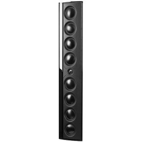 Definitive Technology XTR-60 Ultra Thin - On Wall LCR Speaker - Black (On Wall Speakers)