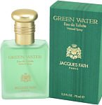 [GREEN WATER Cologne. EAU DE TOILETTE SPRAY 2.5 oz / 75 ml By Jacques Fath - Mens] (Water 2.5 Ounce Spray)