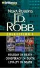 J.D. Robb Collection 3: Holiday in Death, Conspiracy in Death, and Loyalty in Death - Book  of the In Death