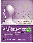 Teaching Notes and Solutions 7a (Discovering Mathematics Common Core)