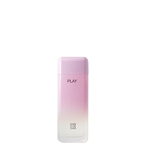 Givenchy Play For Her Eau De Parfum Spray (New Packaging) 75ml/2.5oz (Play Givenchy Women)