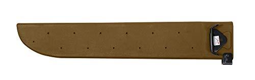 Gi Machete - Rothco G.I. Type Plastic Machete Sheath, Coyote Brown