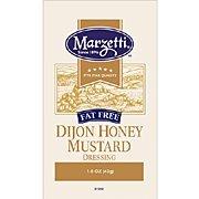 Marzetti Fat Free Dijon Honey Mustard, 1.5oz packets (qty.60) - Marzetti Dressing