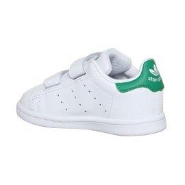 adidas Stan Smith CF I - Zapatillas para niños Blanco - blanco