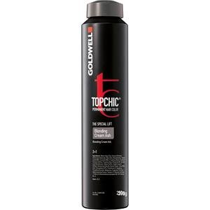 - Goldwell Topchic Hair Color, Blonding Cream Ash, 2.03 Ounce