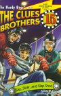 Slip, Slide, and Slap Shot (The Hardy Boys: Clues Brothers, No. 15)