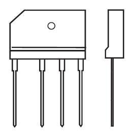 Bridge Rectifiers 15A 200V (5 ()