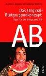 Das Original-Blutgruppenkonzept. Tipps für die Blutgruppe AB