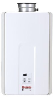 Rinnai V65IN 6.6 GPM Indoor Low NOx Tankless Natural Gas Water Heater (Best High Efficiency Natural Gas Boiler)
