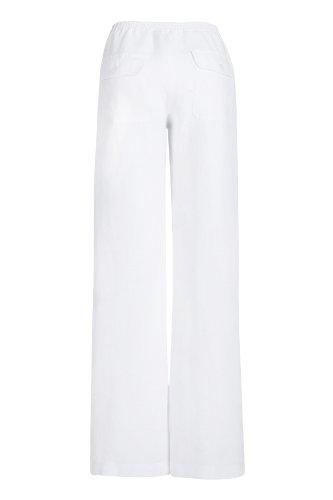 Mujer white Weiß Para Pantalón Opaco Bellybutton tXTFqIwzxt