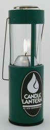 UCO Original Candle Lantern Value Pack with 3 Candles and Storage Bag, ()