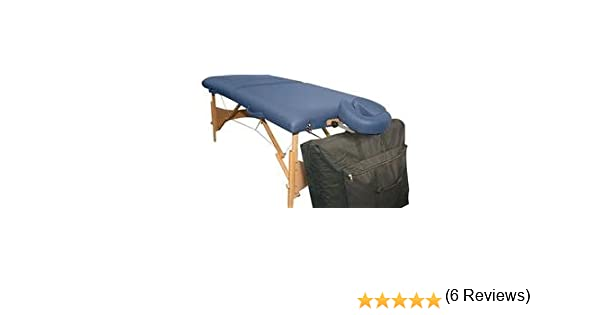 amazoncom one massage table package in black upholstery color coal beauty