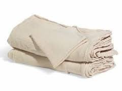 14 x 14 Shop Towel / Mechanic's Rag (WHITE) (500 - Aus Online Shop