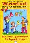 Wörterbuch für Grundschulkinder, neue Rechtschreibung