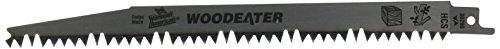 Vermont American 30290 6 Tooth 9-Inch Blade Length High Carbon Steel Reciprocating Saw Blades