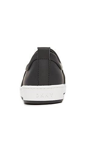 Classic Mujer Black Sock DKNY Brayden para Negro Zapatillas Court nRSEgYPq