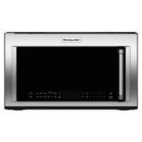 Kitchen KMHC319ESS Stainless Range Microwave