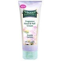 Body Fantasies Hand & Nail Cream 59ml - Freesia