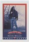 Kevin Welch (Trading Card) 1992 Tenny Cards Super Country Music - [Base] #KEWE