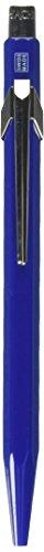 Caran D'ache Ballpoint Pen Metal Blue (849.150)