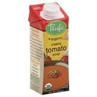 Pacific Organic Soup, Creamy Tomato, 8 Oz. (Pack of 4) ()