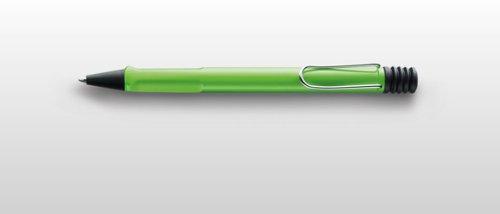 Levenger Lamy Safari Ballpoint - Apple Green