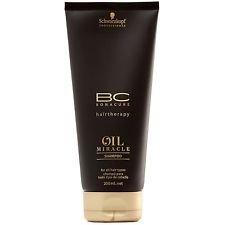 Schwarzkopf Bonacure Hairtherapy Oil Potion Shampoo For All Hair Types (6.8 oz.) (Shampoo Shine Bonacure Smooth)