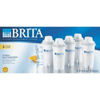 Price comparison product image Brita Water Filter Pitcher Advanced Replacement Filters 5 ea