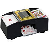 Best Card Shufflers - COREYCHEN Card Shuffler Electronic Card shuffler Machine Card Review