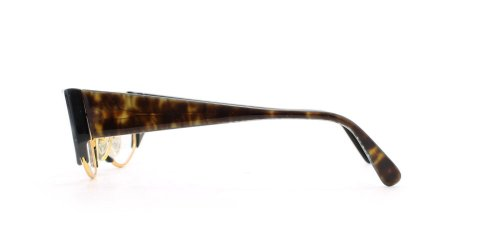 Gianfranco Ferre - Monture de lunettes - Femme Marron Brown Gold
