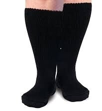 Compression Sock Large Legs Performance