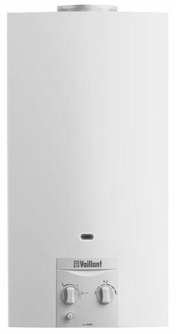 Vaillant Mag 14 – 0 XZ S de gas calentador Chimenea Conexión