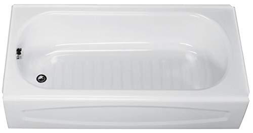 American Standard 255.21202 New Salem Integral Apron Bathing Pool, 5-Feet by 30-Inch, White