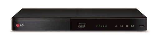 LG Electronics BP540 3D Blu-Ray Disc Player with Smart TV an