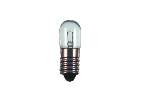 Scharnberger+Has. Rö hrenlampe 10x28mm 23671 E10 18V 1, 8W Anzeige- und Signallampe 4034451236714