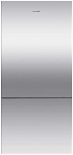 Fisher Paykel RF170BLPX6N 32 Inch Built In Counter Depth French Door Refrigerator