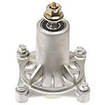 Husqvarna 187292, 192870, 532187292, 532192870 Spindle Assembly with Grease Zerk, Craftsman Poulan (Tractor Parts Husqvarna)