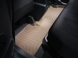 UPC 787765008501, WeatherTech Custom Fit Rear FloorLiner for Scion xB, Tan