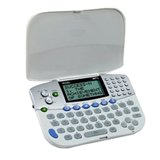 256KB 4-Line Electronic Organizer with Built-In Calculator
