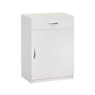 H x 24 in. W x 15.25 in D White Laminate 1  sc 1 st  Amazon.com : 24 base cabinet with drawers - Cheerinfomania.Com