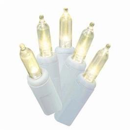 100 Light White Led C9 Light Set - 9