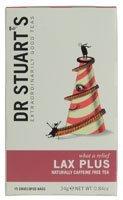 (Dr. Stuart'S Lax Plus Tea, 15 Bag (Pack of 2))