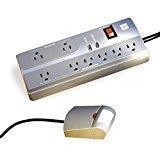 - 1- Isolé IDP-3050 Plug Load Control Power Strip Auto On/Off Sensor Wattstopper