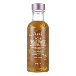 Fresh Rose Deep Hydration Facial Toner/Water 3.3 oz / 100 ml